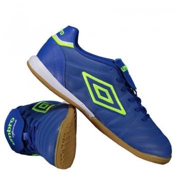 Chuteira Umbro Speciali Premier Futsal Royal
