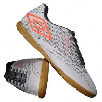 Chuteira Umbro Speed IV Futsal Branca