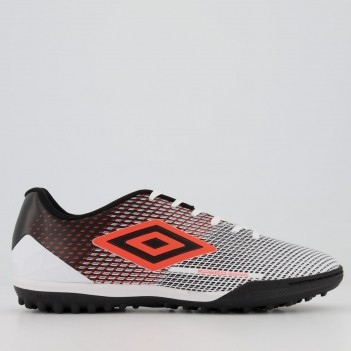 Chuteira Umbro Speed Sonic Society Branca