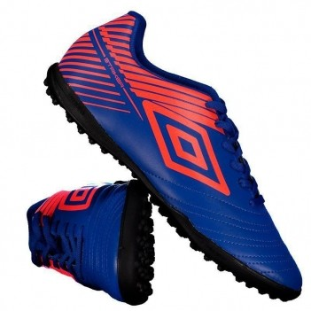 Chuteira Umbro Striker V Society Azul
