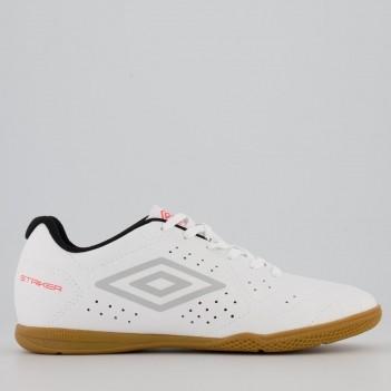 Chuteira Umbro Striker VI Futsal Branca