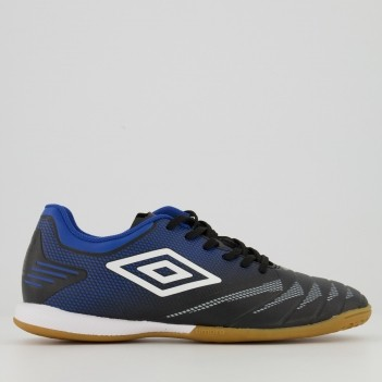 Chuteira Umbro Tocco Club Futsal Preta