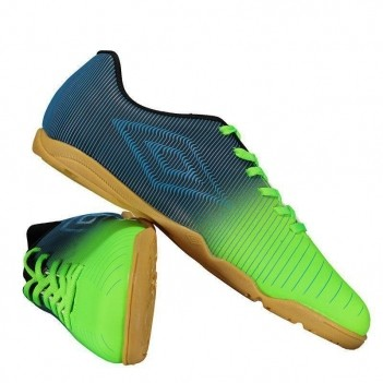 Chuteira Umbro Vibe Futsal Verde