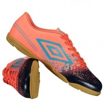 Chuteira Umbro Wave Futsal Rosa