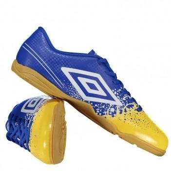Chuteira Umbro Wave Futsal Azul