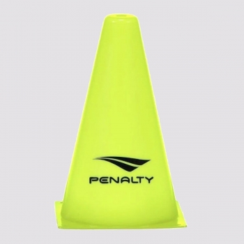 Cone de Agilidade Penalty 9 Amarelo