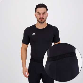 Conjunto Térmico Penalty Matis X Camisa e Calça Preto