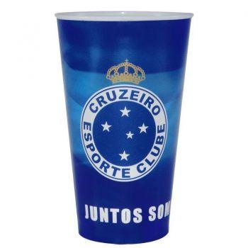 Copo Plástico Cruzeiro 550ml