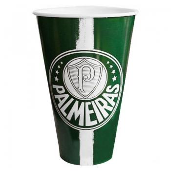 Copo Plástico Palmeiras 550ml