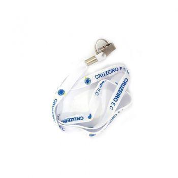 Cordão Cruzeiro Escudo Branco