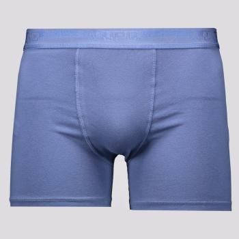 Cueca Boxer Lupo Elastic Soft Azul