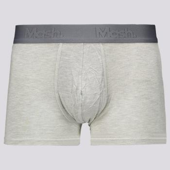 Cueca Boxer Mash Authentic II Cinza Mescla