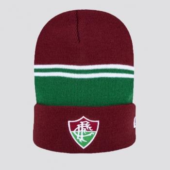 Gorro New Era Fluminense Grená e Verde