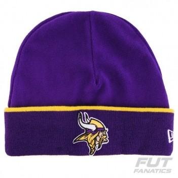 Gorro New Era NFL Minnesota Vikings