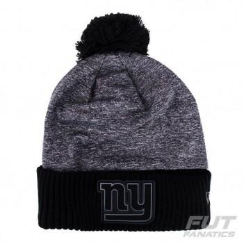Gorro New Era NFL New York Giants Cinza Mescla