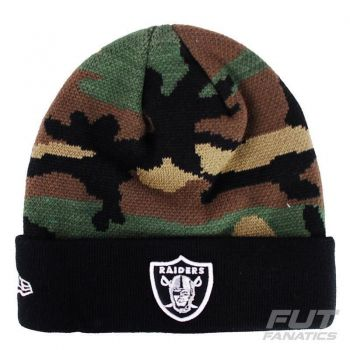 Gorro New Era NFL Oakland Raiders
