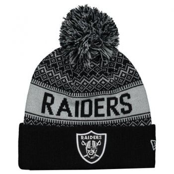 Gorro New Era NFL Oakland Raiders Preto