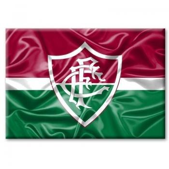 Imã Fluminense Bandeira Ondulada