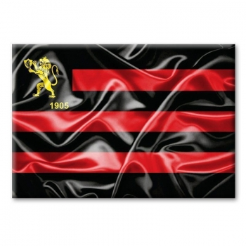 Imã Sport Recife Bandeira Ondulada