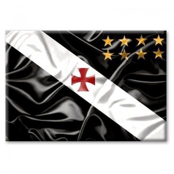 Imã Vasco Bandeira Ondulada