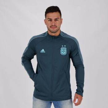 Jaqueta Adidas Argentina Hino