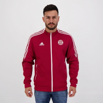 Jaqueta Adidas Bayern Hino