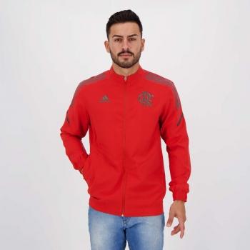 Jaqueta Adidas Flamengo Treino Vermelha