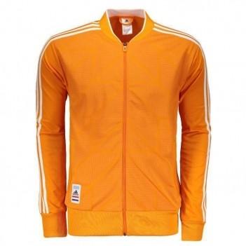 Jaqueta Adidas Holanda Laranja