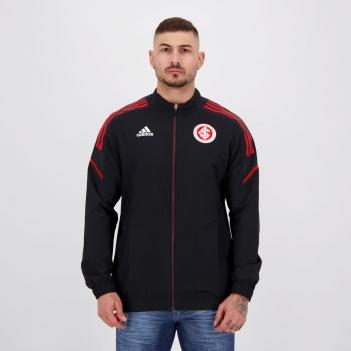 Jaqueta Adidas Internacional Treino Preta