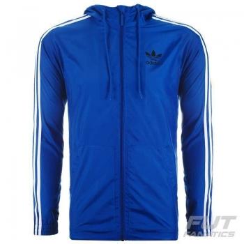 Jaqueta Adidas Itasca Azul