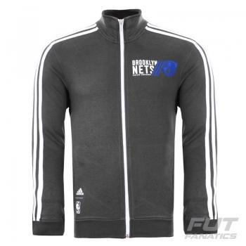 Jaqueta Adidas NBA Brooklyn Nets