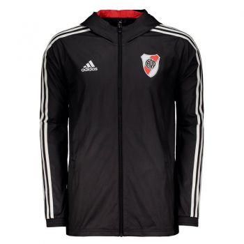 Jaqueta Adidas River Plate Windbreaker