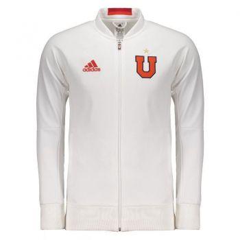 Jaqueta Adidas Universidad de Chile Branca