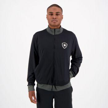 jaqueta Botafogo Middle Preta