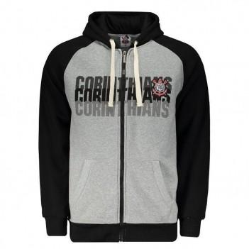 Jaqueta Corinthians Com Capuz