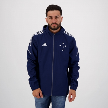 Jaqueta de Chuva Adidas Cruzeiro
