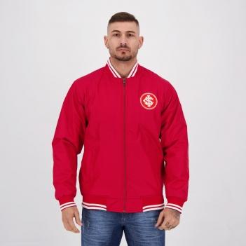 Jaqueta Internacional Bomber S. C. Vermelha