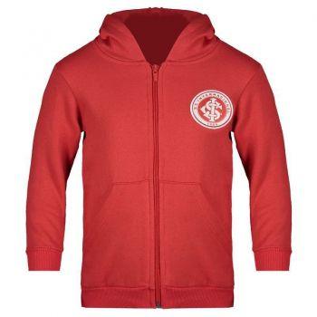 Jaqueta Internacional Colorado Infantil Vermelho