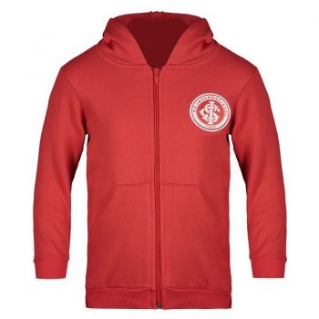 Jaqueta Internacional Colorado Juvenil Vermelha