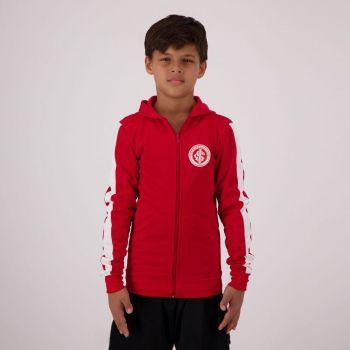 Jaqueta Internacional Josh Vermelha e Branca