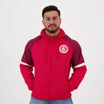 Jaqueta Internacional Quebra Vento Vermelha