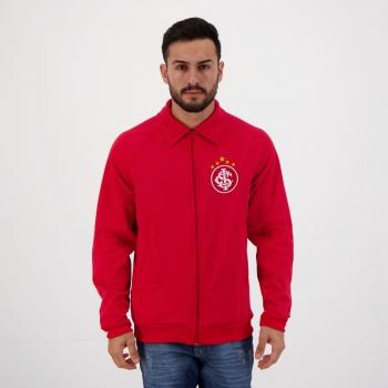 Jaqueta Internacional Retrô Vermelha