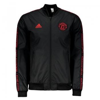 Jaqueta Adidas Manchester United Hino