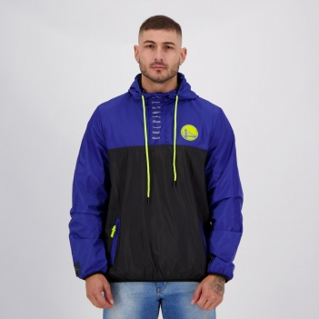 Jaqueta NBA Windbreaker Golden State Warriors
