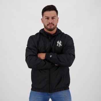 Jaqueta New Era MLB New York Yankees Flag Preta