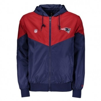 Jaqueta New Era NFL New England Patriots Sport Azul