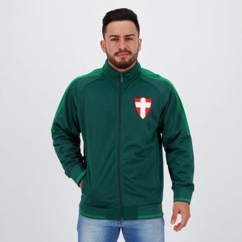Jaqueta Palmeiras Trilobal Palestra Verde