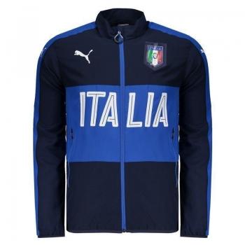 Jaqueta Puma Itália FIGC Woven 2016