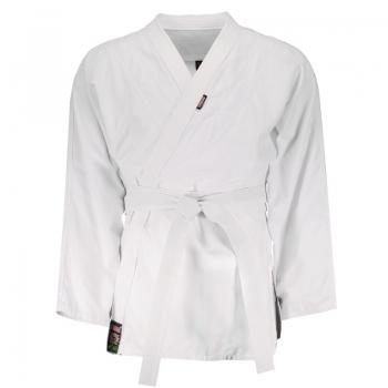 Kimono Shiroi Reforçado Judô Infantil Branco
