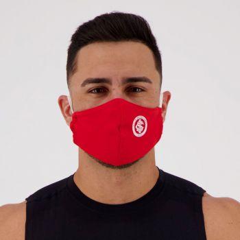 Kit de 3 Máscaras Internacional Vermelha